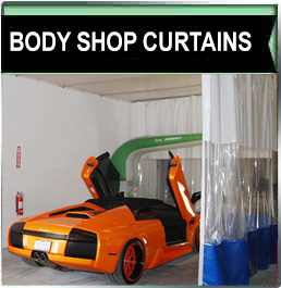 Body Shop Curtains